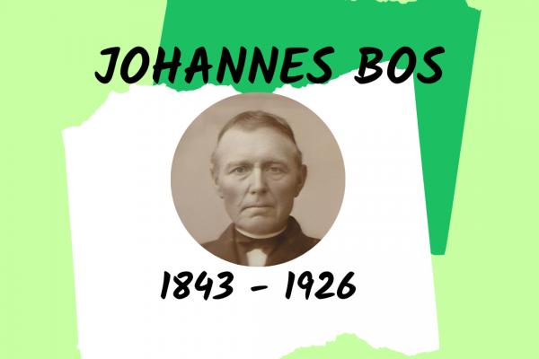 Johannes Bos 1843-1926